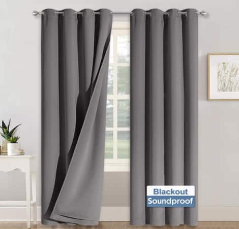 RYB soundproof curtains
