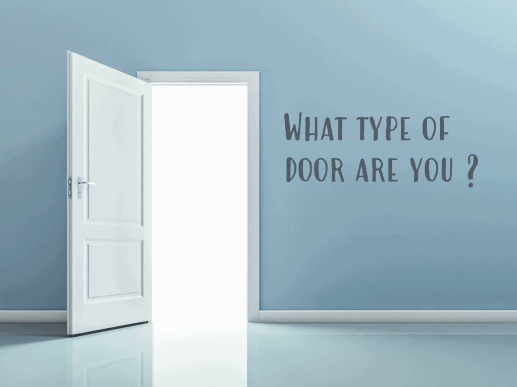 First find out the type of door to know how to soundproof your door