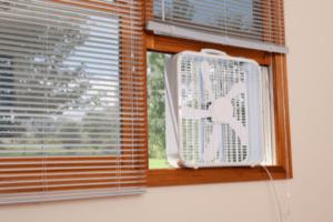 Quiet window fan featured image