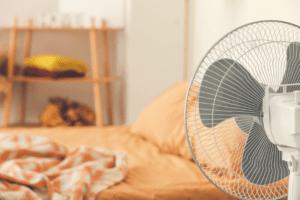 Floor fan for bedroom featured image